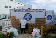 Entrega de la donación realizada por el Grupo SID al Hospital Ramón de Lara
