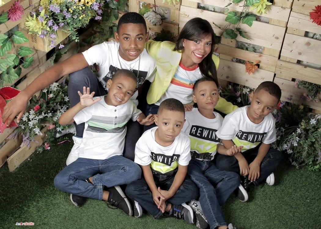 Alianny Abreu: No soy la madre perfecta, pero sí la más feliz.