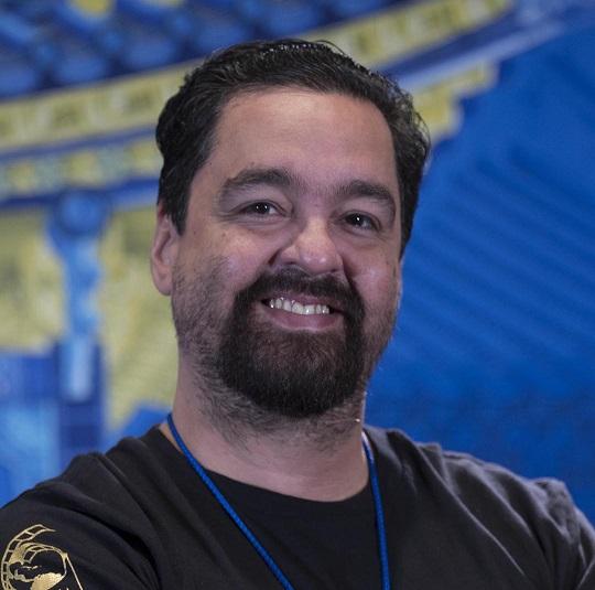 Marc Mejía, miembro de la Asociación Dominicana de Prensa Cinematográfica.