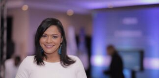 Diulka Pérez manifiesta satisfacción por acogida de su candidatura.