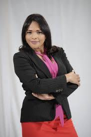 Diulka Pérez, candidata a diputada por la circunscripción número uno del Distrito Nacional.