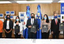 Equipo Europa entregó donativo valorado en más de 51 millones de pesos para continuar lucha contra COVID-19 en República Dominicana.