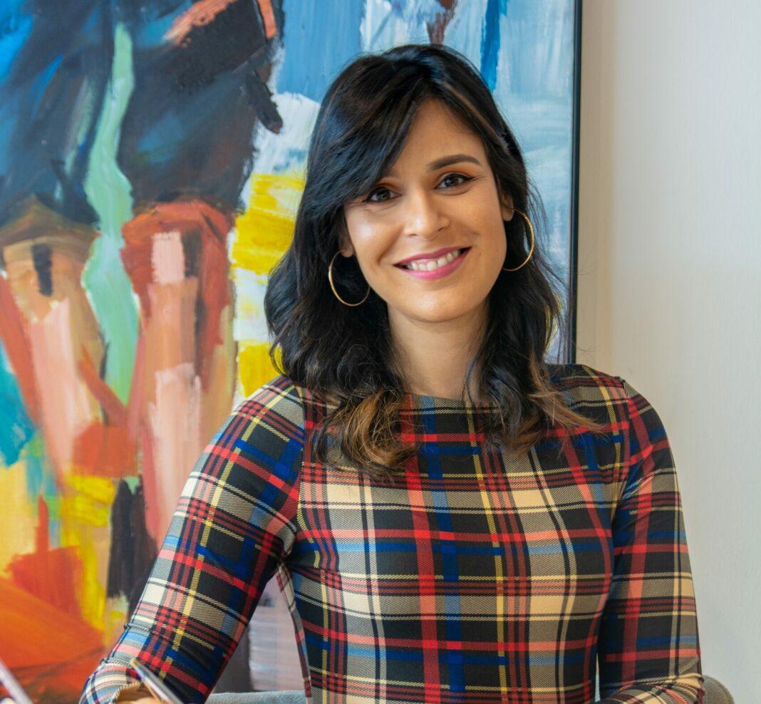Aula Financiera de EDUFINANZAS. Pamela Pichardo, fundadora y directora ejecutiva de EDUFINANZAS.