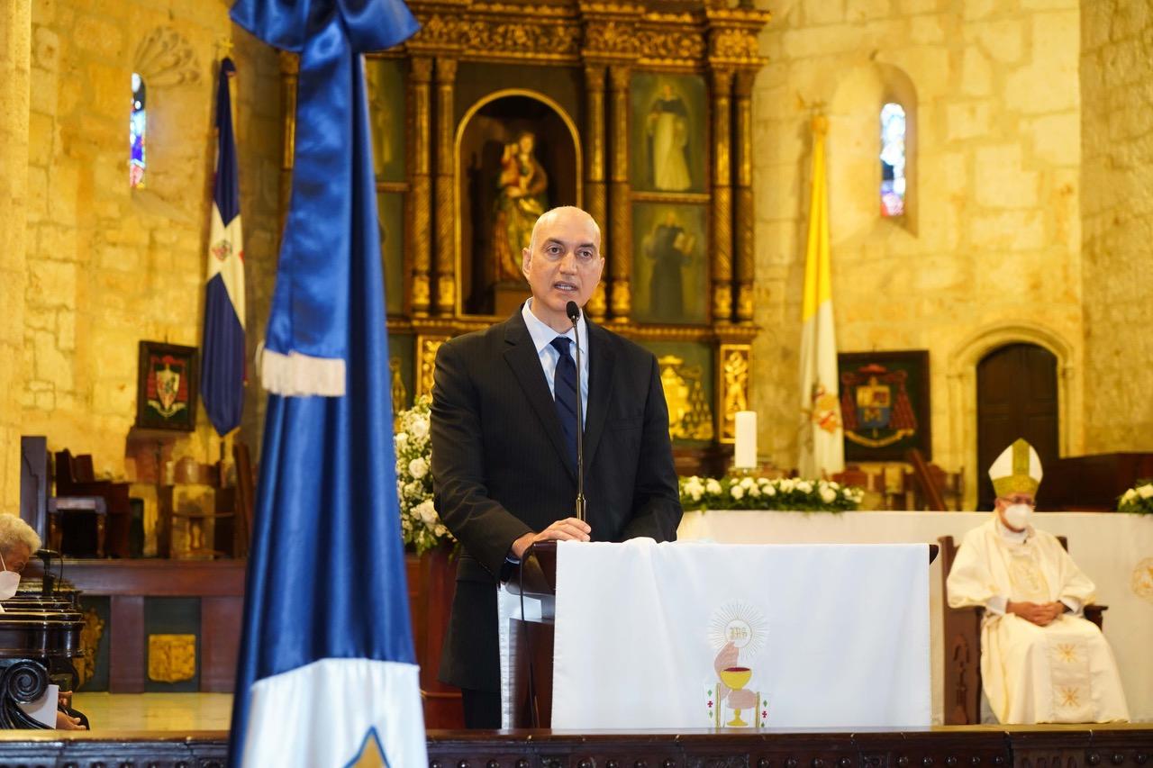 Rector José Rafael Abinader Corona