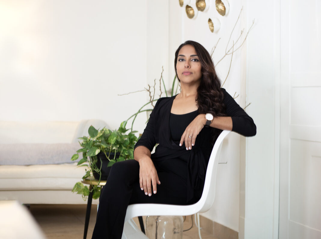Cynthia Díaz-Cohén, fundadora y directora de Zimplia.