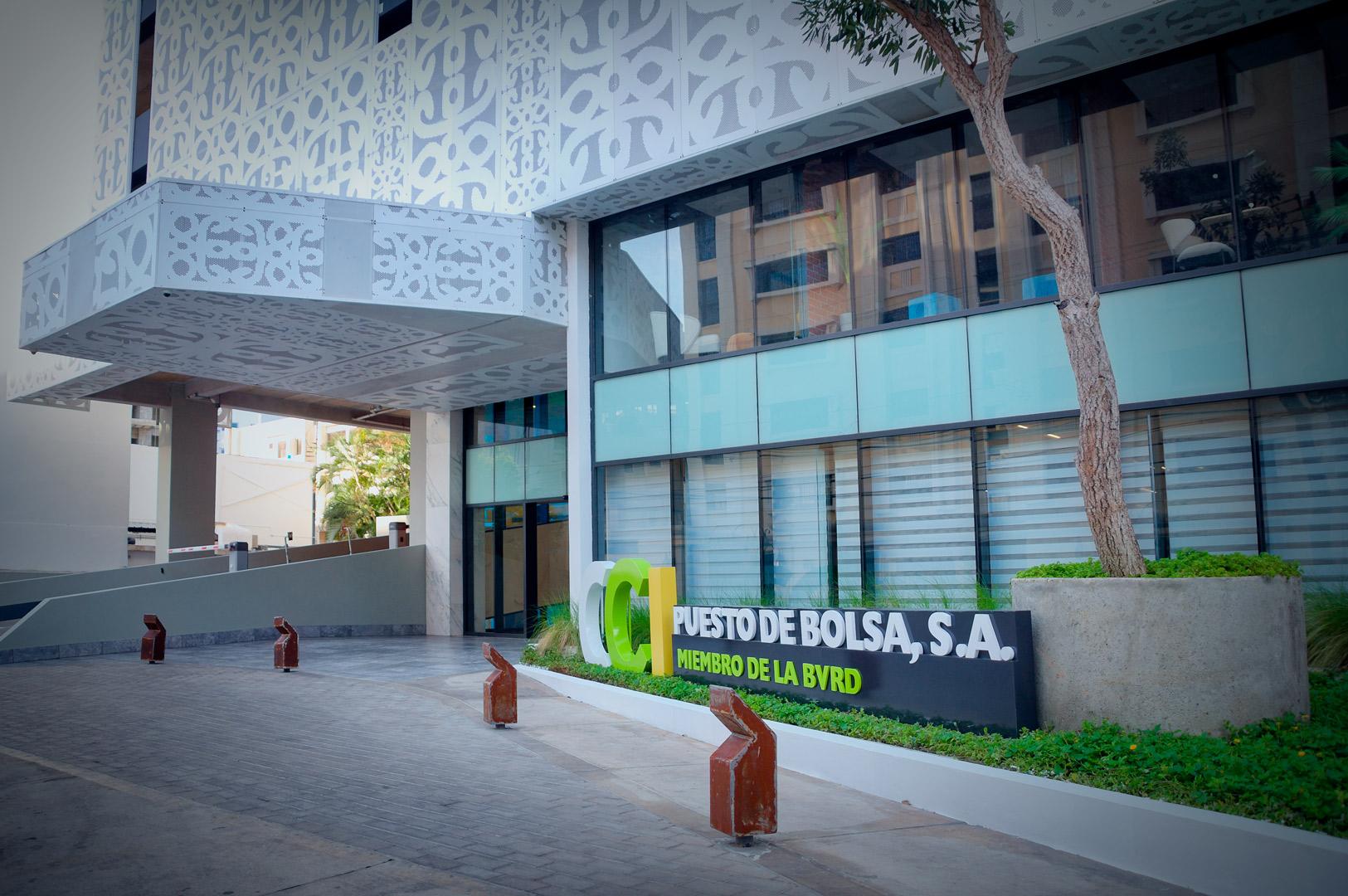Oficinas CCI Puesto de Bolsa.