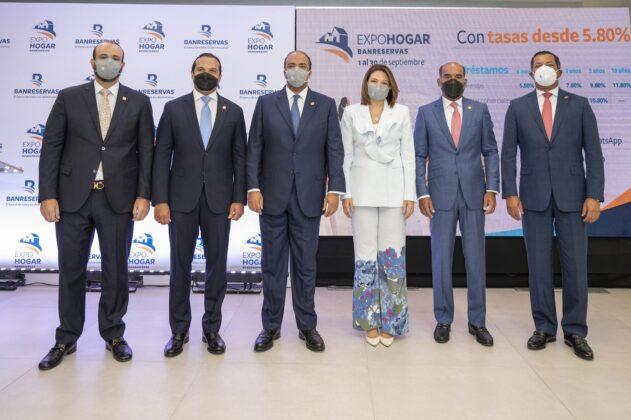 Inauguran Expohogar Banreservas 2021.